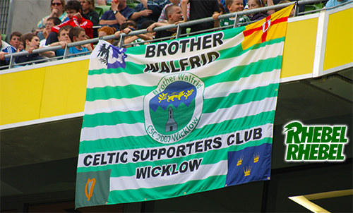 Brother Walfrid CSC, Wicklow