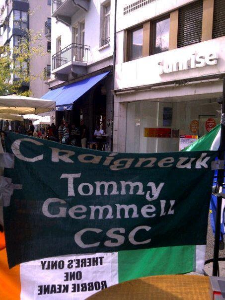 Tommy Gemmell CSC - Craigneuk