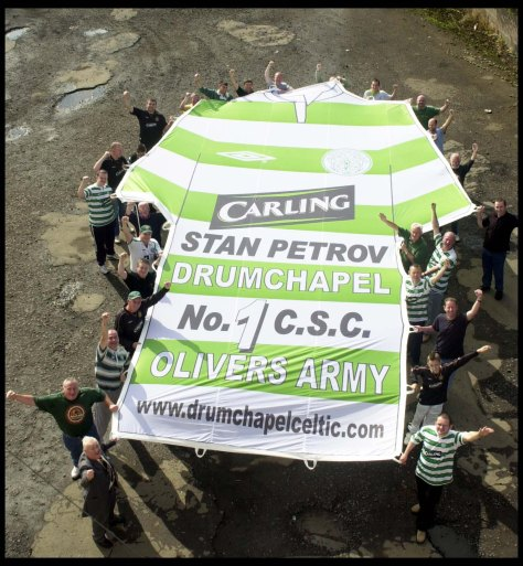 Oliver's Army/Stan Petrov CSC, Drumchapel