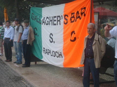 Gallagher's Bar CSC, Raploch