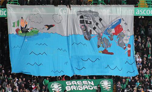 Hector v the Huns  (Green Brigade)