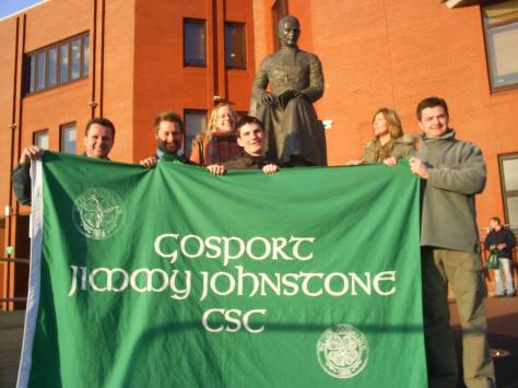 Gosport Jimmy Johnstone CSC