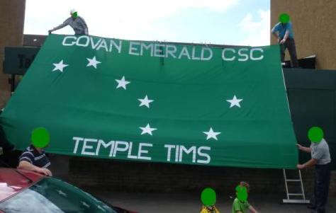 Govan Emerald CSC/ The Temple Tims