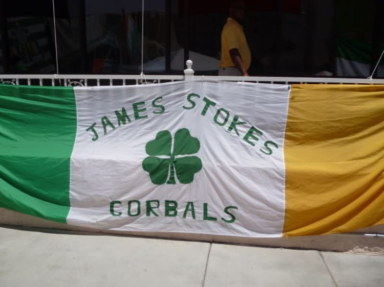 James Stokes VC CSC - the Gorbals