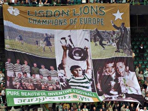 Lisbon Lions - 40th anniversary  (Jungle Bhoys)