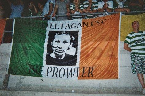 Michael Fagan CSC