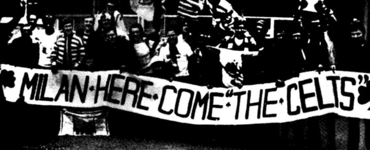 Milan 1970 - Here Come the Celts!