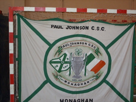 Paul Johnston CSC, Co. Monaghan