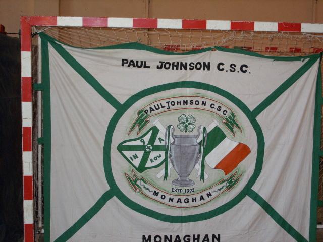 Paul Johnston CSC, Co. Monaghan