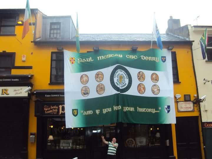 Paul McStay CSC, Derry