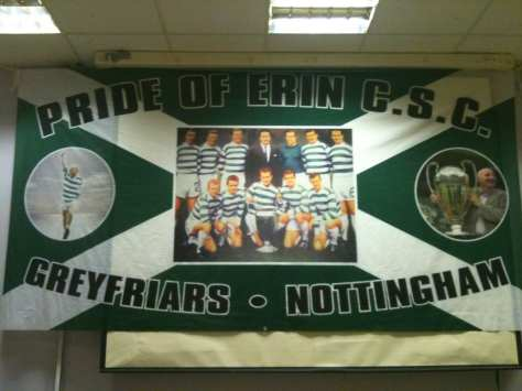 Pride of Erin CSC - Nottingham