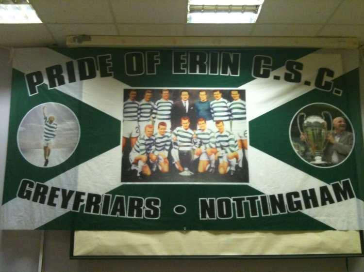 Pride of Erin CSC - Nottingham