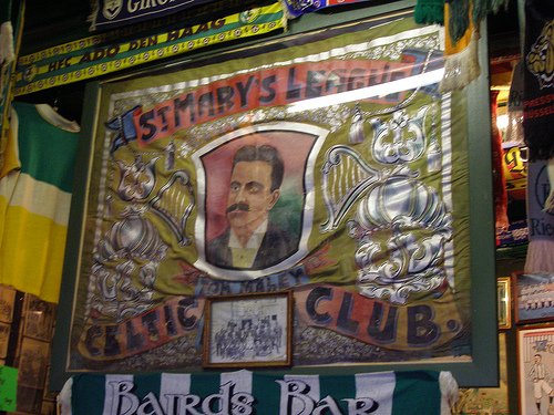 St. Mary's League of the Cross Celtic Brake Club