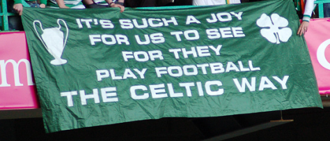 The Celtic Way!