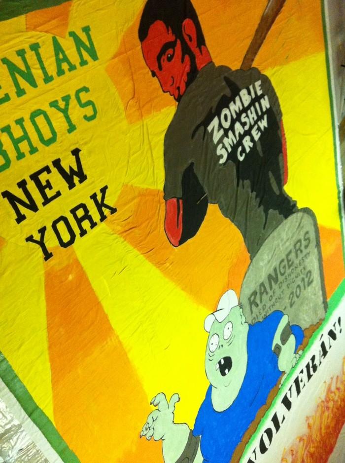 Fenian Bhoys NYC - Zombie Wrecking Crew