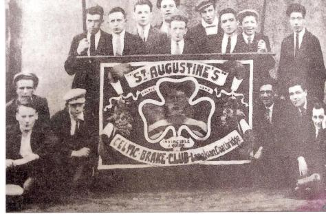 St. Augustine's Brake Club, Langloans, Coatbridge