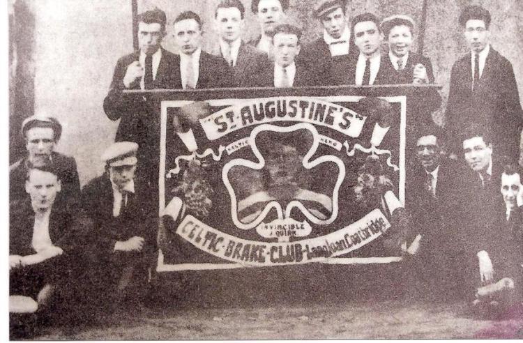 St. Augustine's Brake Club, Langloans, Coatbridge