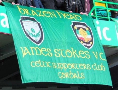 James Stokes VC CSC - Gorbals