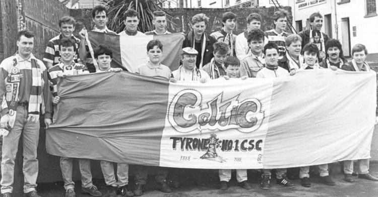 Tyrone No.1 CSC, 1988