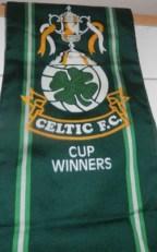 1960s cup winner scarf