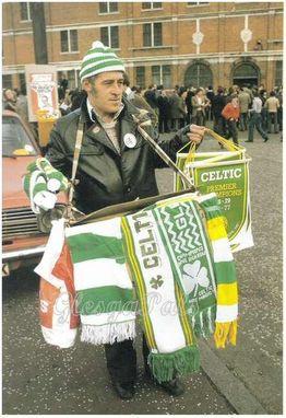 1970s scarf seller