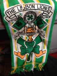 Big Dunc GB forum Lisbon Lions scarf