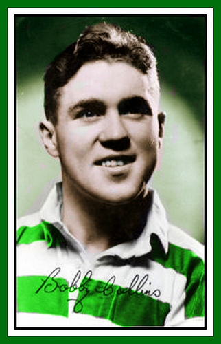 'The Wee Barra' - Bobby Collins, Rest In Peace
