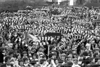 Celts at Tynecastle 1978