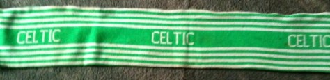 #CelticScarves - A Club gift from the 1970s