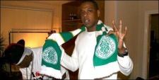 Jay Z scarf