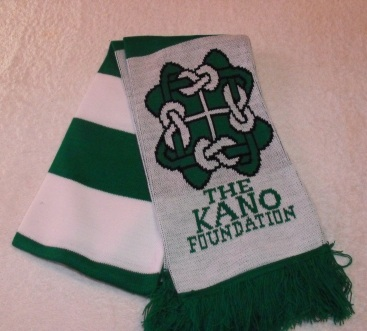 Kano Foundation scarf