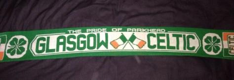 #CelticScarves - The Pride of Parkhead
