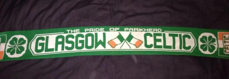 #CelticScarves - The Pride of Parkhead