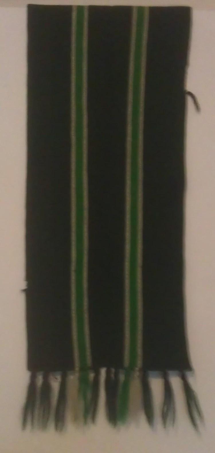 #CelticScarves  Golden Threads