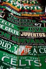 Modern printed scarves on sale