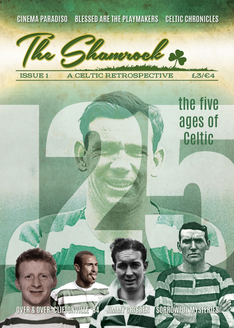 The Shamrock - Issue 1 on sale now