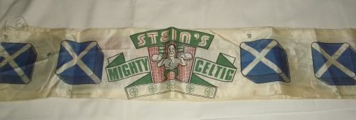 #CelticScarves - Stein's Mighty Celtic