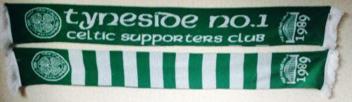 Tyneside CSC scarf