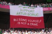 Boruc Banner - 23.9.06