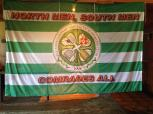AICSC Comrades All banner