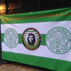 Black Country Che banner