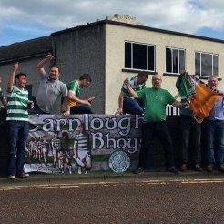 Carnlough Bhoys CSC Brendan hometown