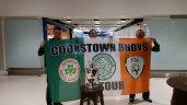 Cookstown Bhoys on tour