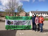 Cowdenbeath flying Column