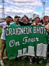 Craigneuk Bhoys on Tour