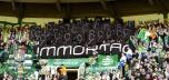 Green Brigade Jock Stein Immortal banner