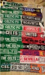 Half and Half scarf collection Markybhoy KDS