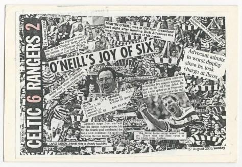 Martin O'Neill and The Joy of Six