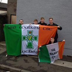Lee Walker CSC Lochee