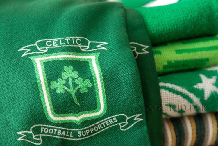 #CelticScarves - Mon the Grannies!